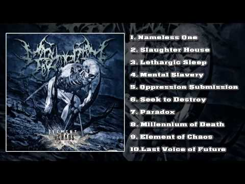 Monumental Torment - Element Of Chaos (FULL ALBUM/HD)