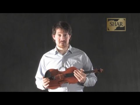 Violin students learn proper wrist posture with the Wrist Rascal!