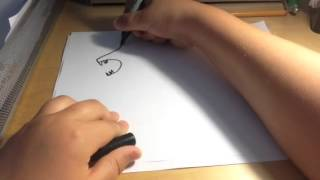 How to draw a  mythical creature