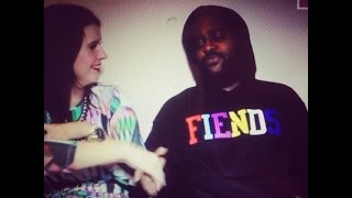 Bas chats to Suzie Mac