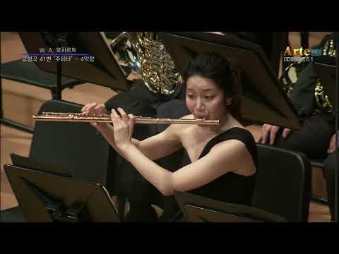 W.A. Mozart Symphony No.41 in C Major, K 551 'Jupiter' (4/4)/ 함신익과 Symphony S.O.N.G