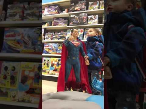 Batman Vs Superman At Toys R Us