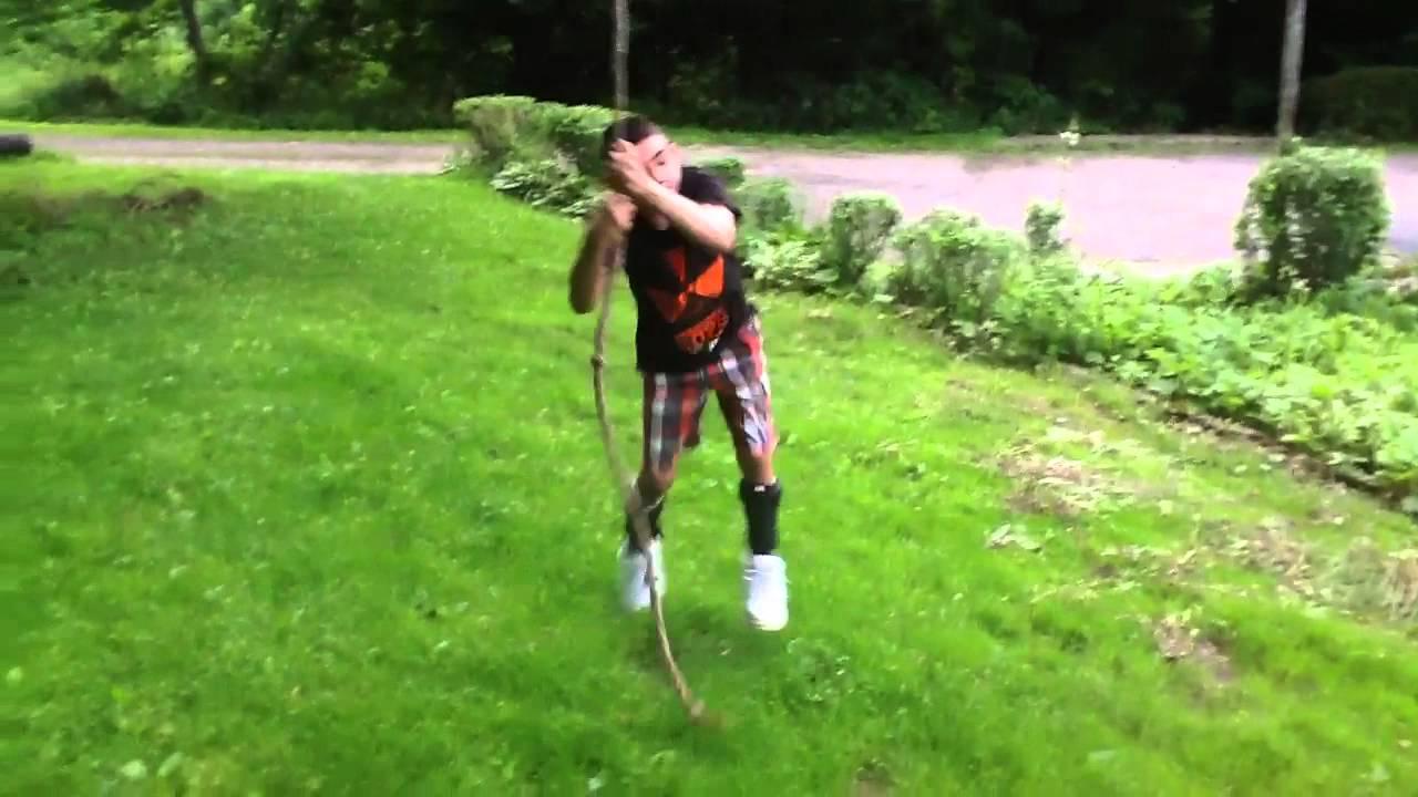 Rope Swing - YouTube