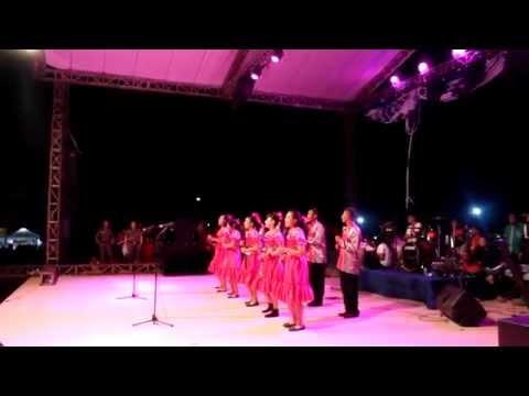 Lagu Sorawolio Oleh Kelompok Vocal Grup SMKN 1 Baubau, Dengan Aransemen Berbeda