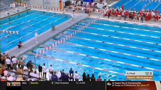 M/W Swimming: USC at Texas Invitational - Highlights 11/30/18