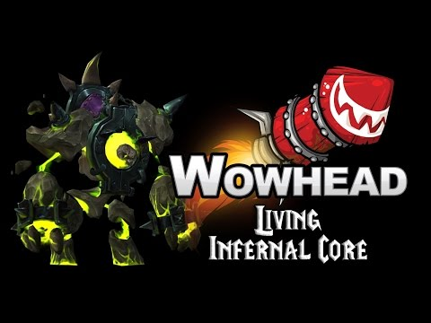Living Infernal Core