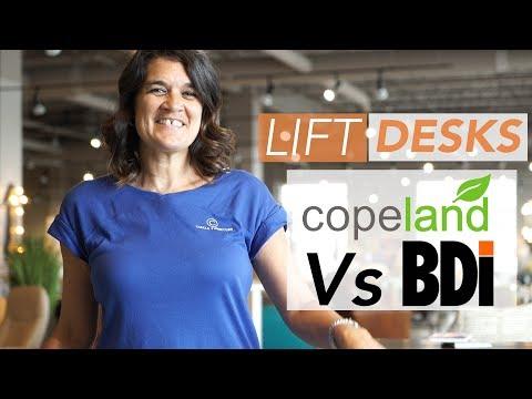 Lift Desk Review: BDI vs Copeland