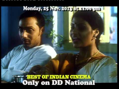 Best of Indian Cinema -  Mr & Mrs Iyer - 25 November @ 11 pm on DD National