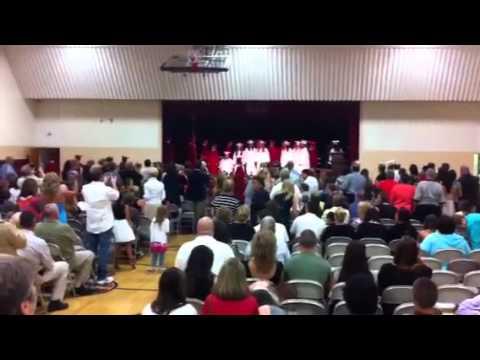 Crest Memorial School 2011 Graduates