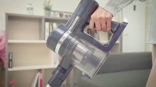 품격있는 물걸레 무선청소기