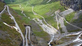 Norwegen - Trollstiegen, Geirangerfjord und ganz viel Angeln