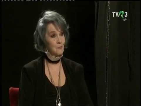 Margareta Paslaru interviu aniversar - I - 9 iulie 2017, arhiva TVR
