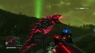 Far Cry 3: Blood Dragon - Open World Gameplay Walkthrough
