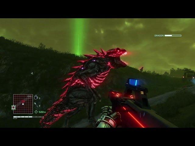 Far Cry 3 Blood Dragon Open World Gameplay Walkthrough Youtube