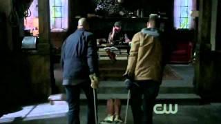 Supernatural 6x20 - Castiel Kills Some Demons