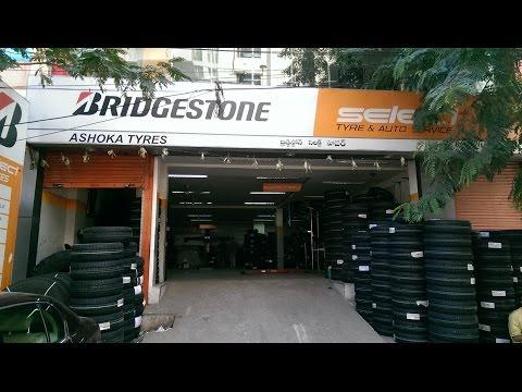 Ashoka Tyres M.G.Road, Secunderabad-Buy Car, Bike Tyres, Alloys Online India | Ashokawheels.com