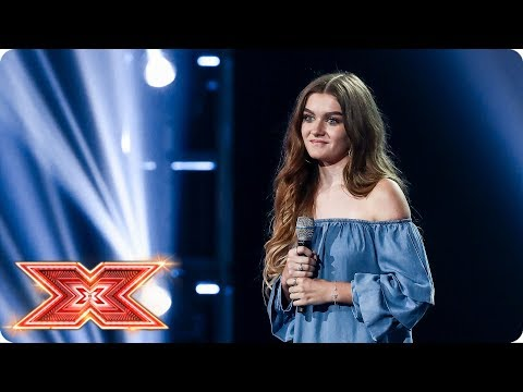 Holly Tandy's on the Edge Of Glory | Six Chair Challenge | The X Factor 2017