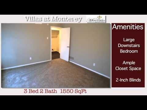 Villas at Monterey Apartment Homes.3, Dallas, TX, 3Bed 2Bath ...