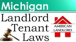 Michigan Landlord Tenant Laws | American Landlord