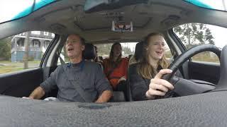 Seahawk Script Carpool Karaoke: Mr. Gorey