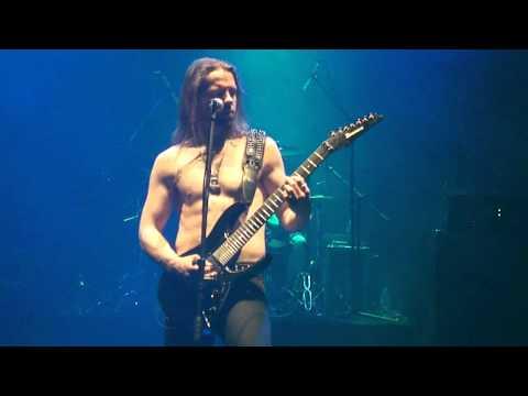 TYR--EVENING STAR--LIVE MEXICO--CIRCO VOLADOR 21/04/2012