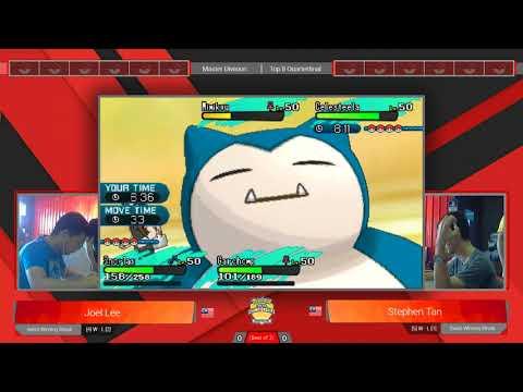 Top 8 Quarterfinal | VGC17 Pokémon Malaysia Premier Challenge Autumn #1