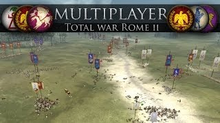 3v3 Coalition Battle (Game 2) (Online Battle #59)