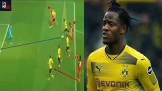 Michy Batshuayi vs Eintracht Frankfurt /3-2/ Player Analysis