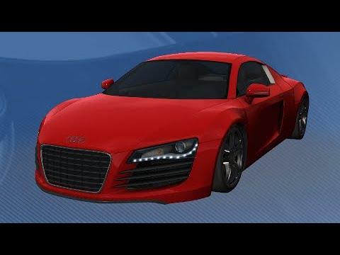 RACE 07 - Audi R8 |