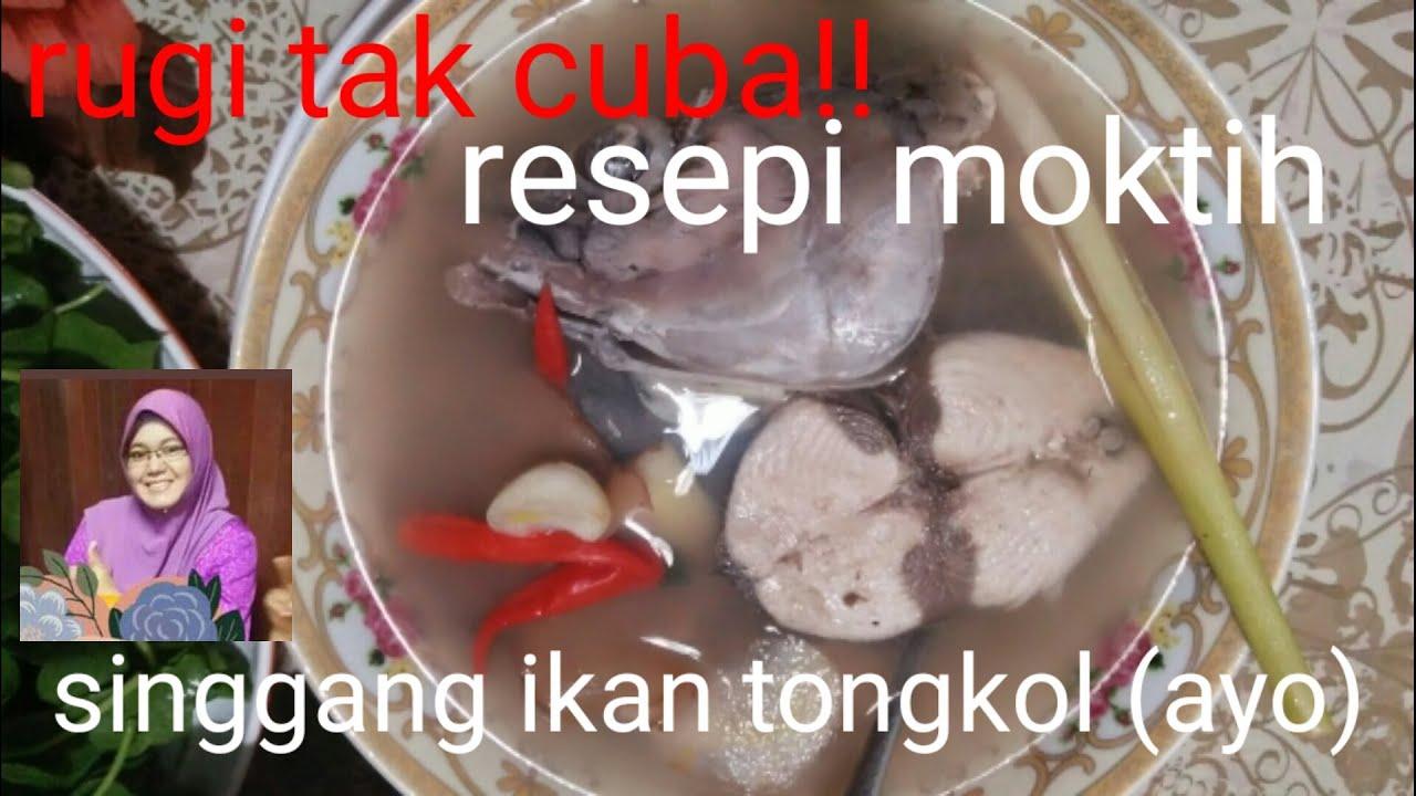 singgang ikan tongkol ayo kelate resipi moktih ringkasmudah  sedaprugi sapo tak cubo Resepi Singgang Ikan Belanak Enak dan Mudah