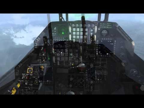 Falcon BMS lot bojowy#5 3rdWing
