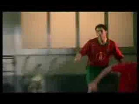 Brazil vs. Portugal Soccer Commercial