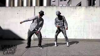 Time Control   Popping John & Nonstop Marquese Scott   310XT Films   URBAN DANCE CAMP