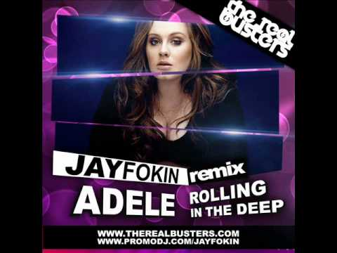 adele rolling in the deep jay fokin remix
