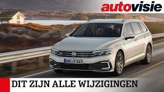 Volkswagen Passat Facelift (2019) - dit zijn alle wijzigingen | Test | Autovisie