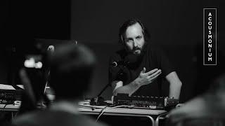 François Bonnet, artist talk @ ACOUSMONIUM SPb