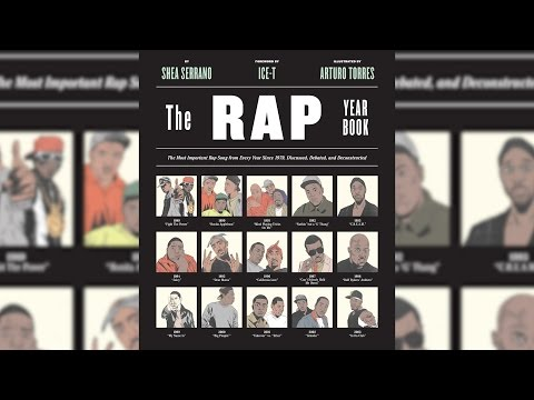 Journalist and author Shea Serrano talks The Rap Yearbook.