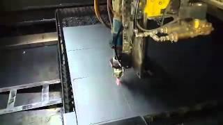 видео Особенность лазерная резка металла