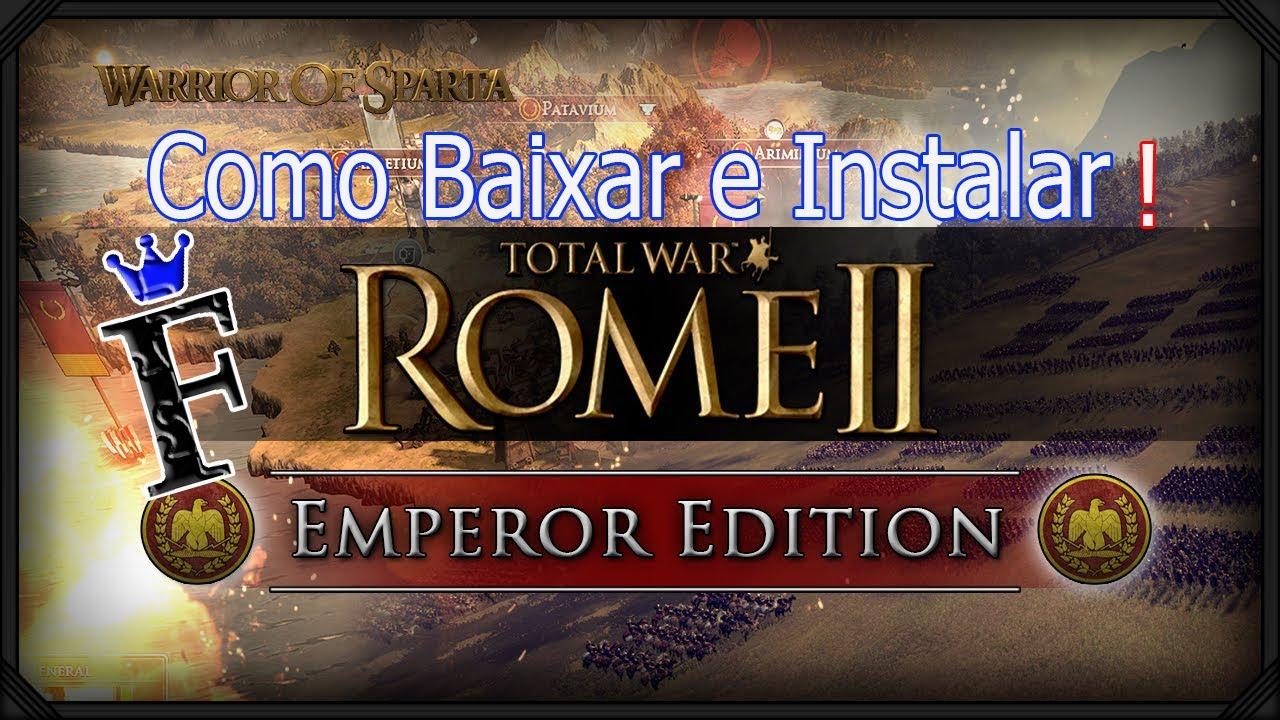 Вы можете купить лицензионный ключ total war: rome 2 emperor edition по доступной цене, активация игры происходит в сервисе steam. Мгновенная доставка на электронный адрес, играйте легально!