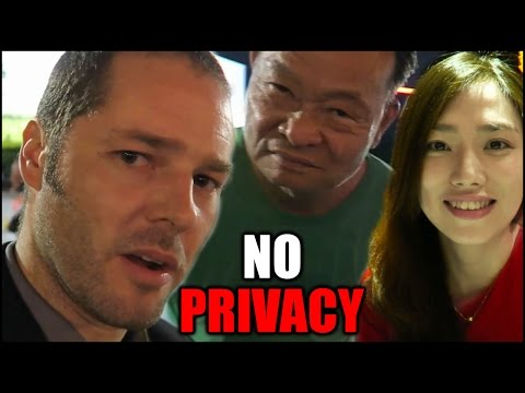 Lack of Privacy in China
