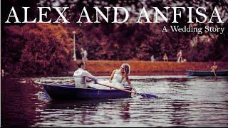 Свадебная фотосессия Алексея и Анфисы 12 июля 2013 (Москва) / Wedding Alex & Anfisa