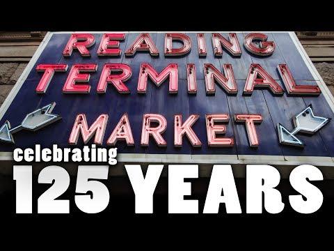 Reading Terminal Market in Philadelphia celebrates 125th anniversary