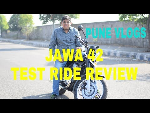 😱🔥JAWA 42 REAL LIFE REVIEW IN PUNE🔥 | TEST RIDE | JAWA FORTY TWO TOP SPEED | SWIFT LIFESTYLE