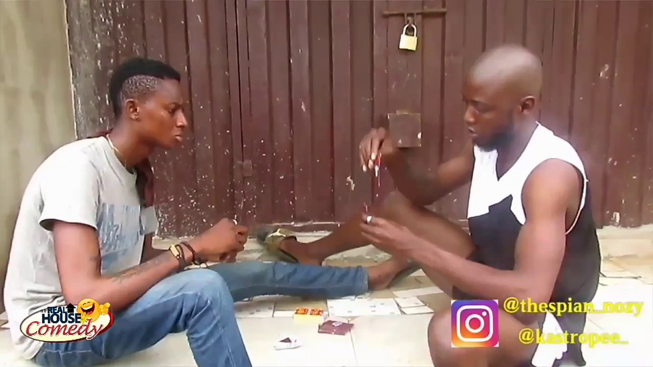 Download The Evil Gambler (Real House Of Comedy) (Nigerian Comedy)