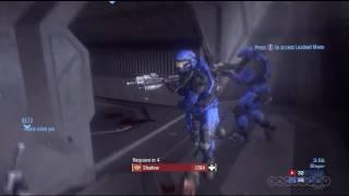 Halo: Combat Evolved Anniversary - Slayer Gameplay (Xbox 360)