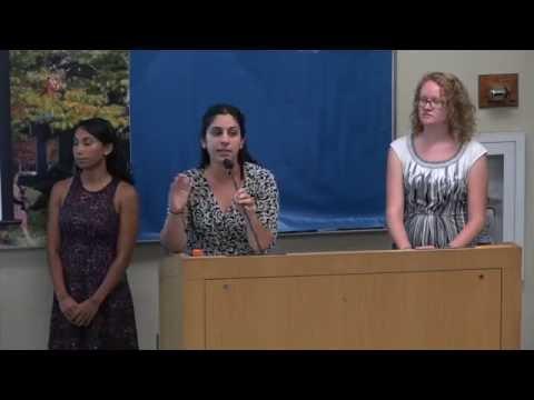 San Diego Mesa College Honors Program Orientation Video, Fall 2016