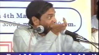 Ruyat e Hilal ka Masla   | Allama Jalaluddin Qasmi | @Bangalore 2017 Video