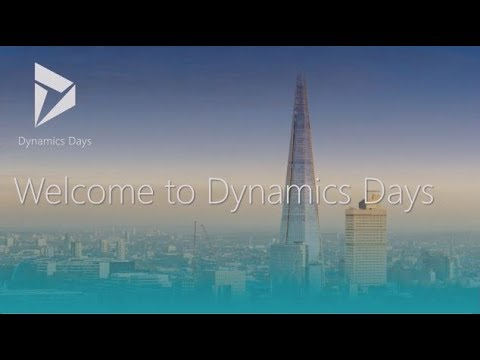 Microsoft Dynamics Event 2017