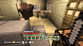 "Minecraft Malfunction Ep 28 ""The Future Is: Zombies Are Gonna Get In"""