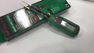 Baixar MASTECH Auto Scan Smart SMD Tester Tweezer Resistance Capacitance Multimeter
